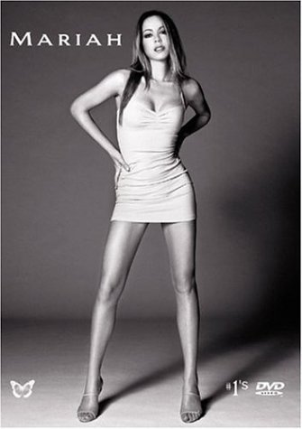 Mariah Carey No.1's on DVD