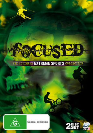 Focused - The Complete 7 Part Series (2 Disc Set) on DVD