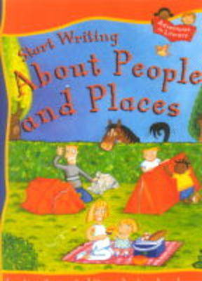 About People and Places: Big Book by Penny King