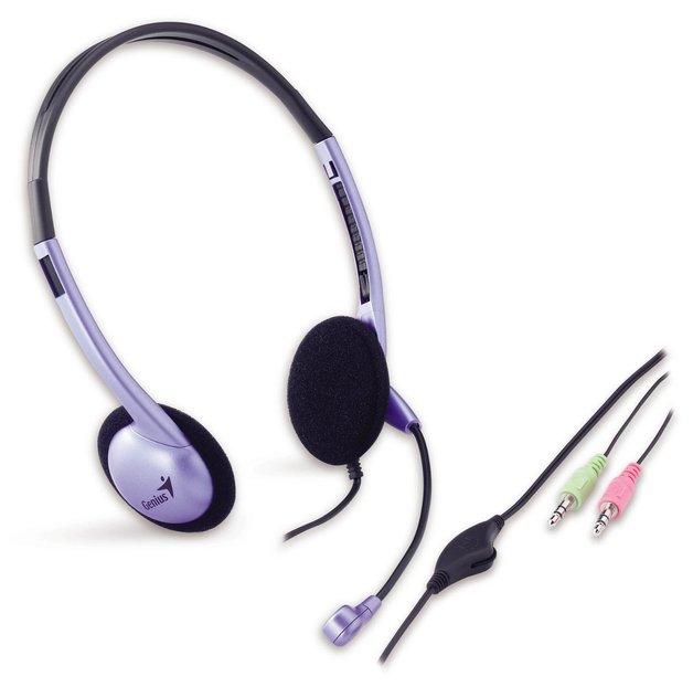 Genius HS-02B Headset