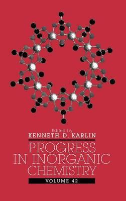 Progress in Inorganic Chemistry by K.D. Karlin