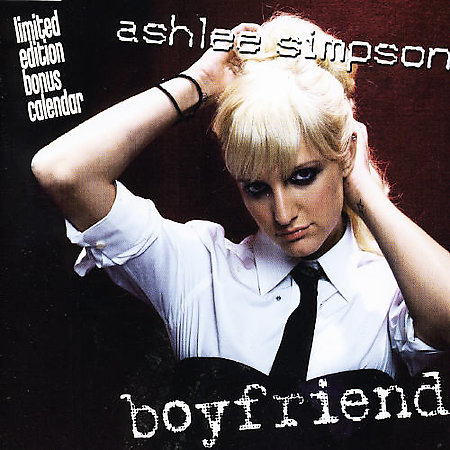 Boyfriend [Single] by Ashlee Simpson image