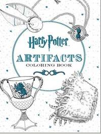 Harry Potter: Artifacts Colouring Book by Insight Editions