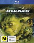 Star Wars I, II, III (Prequel Trilogy) on Blu-ray