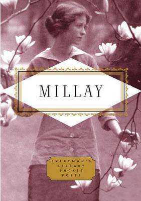 Millay Poems by Edna St.Vincent Millay