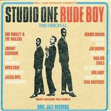 Studio One Rude Boy by Various Artists