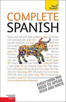 Complete Spanish, Level 4 by Juan Kattan Ibarra