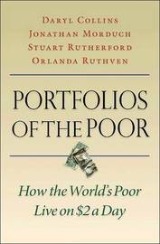 Portfolios of the Poor by Daryl Collins