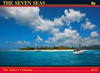 The Seven Seas Calendar 2018 Wall Calendar by Ferenc Mate