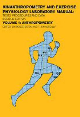 Kinanthropometry and Exercise Physiology Laboratory Manual: v.1 image