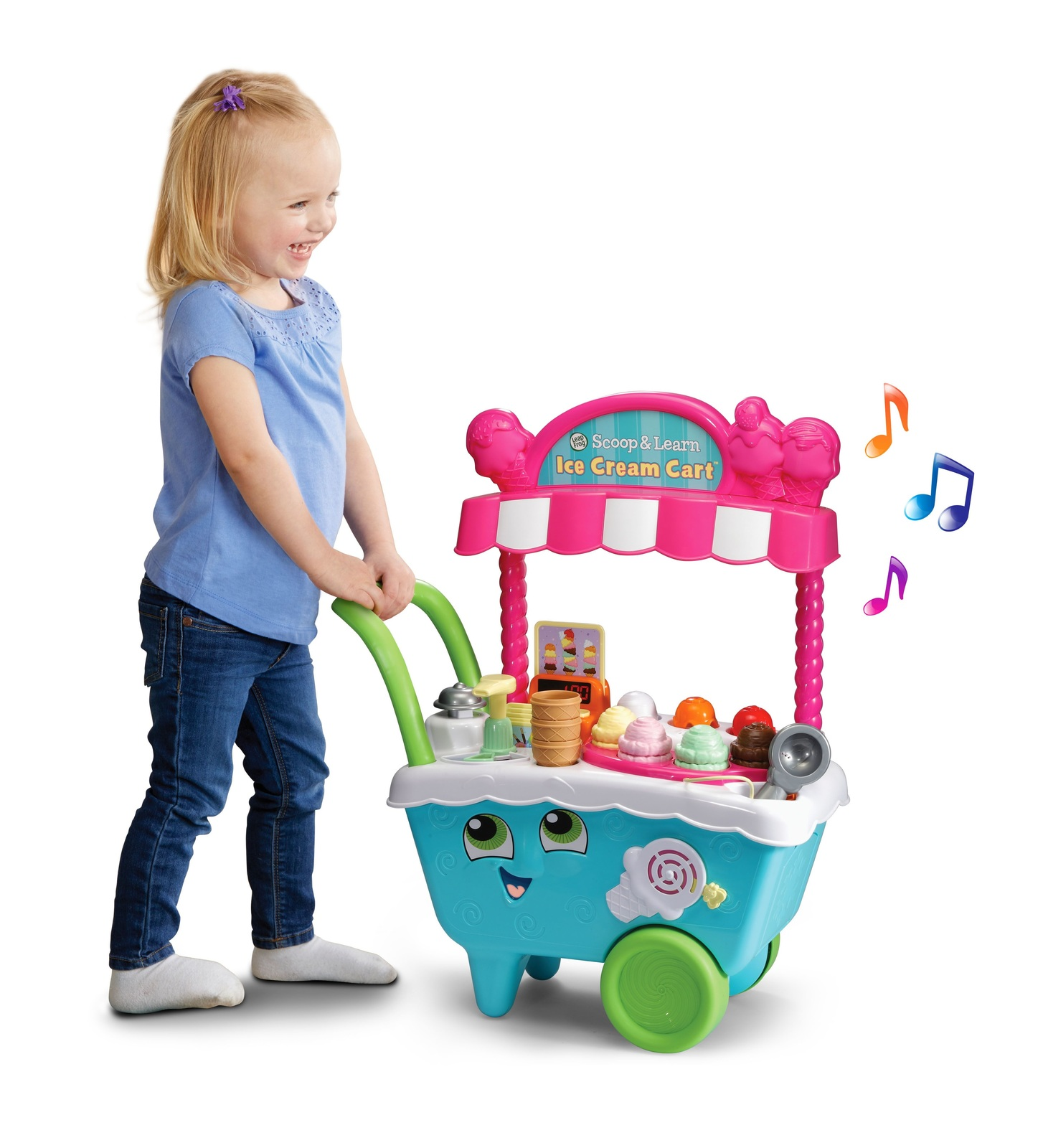 Leapfrog: Scoop & Learn - Ice Cream Cart image
