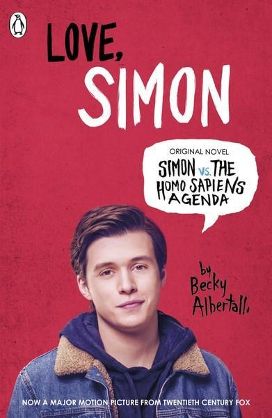 Love, Simon: Simon vs. the Homo Sapiens Agenda (Film Tie-In) by Becky Albertalli image