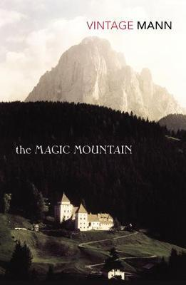 The Magic Mountain by Thomas Mann image