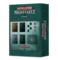 Warhammer Underworlds: Nightvault Dashboard Mat