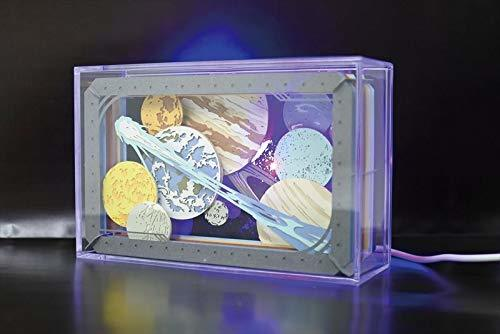 Paper Theater Light Up Unit 3 Color LED