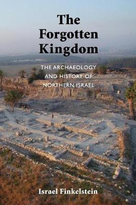 The Forgotten Kingdom by Israel Finkelstein image