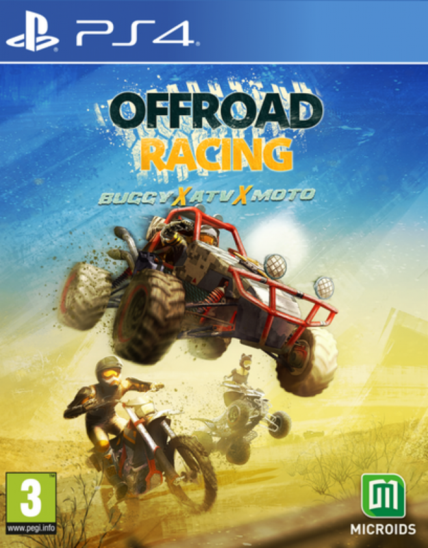 Off Road Racing for PS4