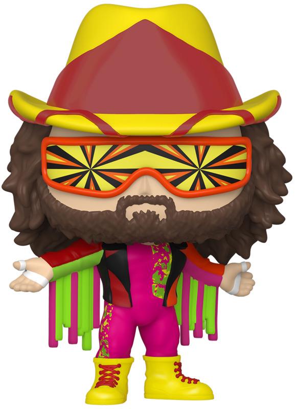 WWE: Macho Man (NWSS) - Pop! Vinyl Figure