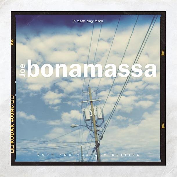 A New Day Now (20th Anniversary Remastered Edition) by Joe Bonamassa