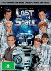 Lost In Space - The Complete DVD Collectors Edition (23 Disc Box Set) on DVD