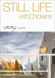 Still Life with Chickens by Catherine Goldhammer image