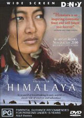 Himalaya on DVD