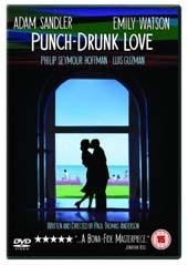 Punch Drunk Love on DVD