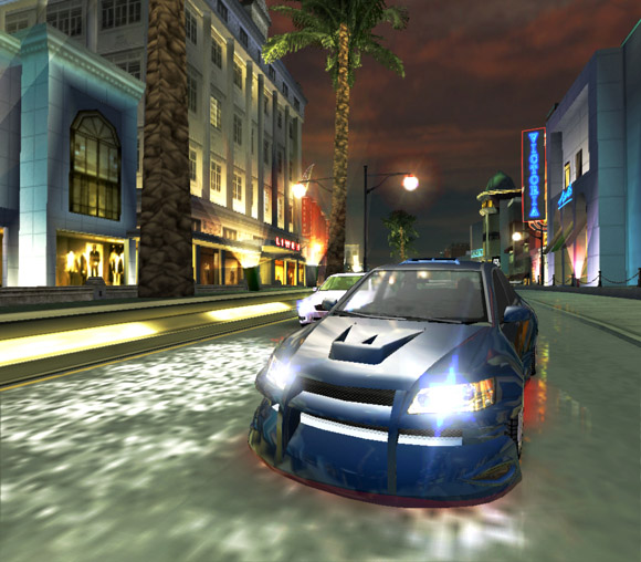 Need for Speed Underground 2 for GameCube image