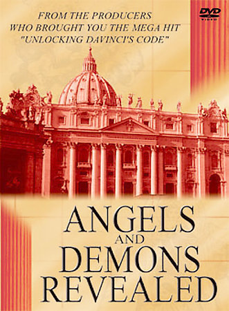 Angels And Demons Revealed on DVD