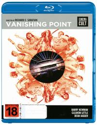 Vanishing Point on Blu-ray