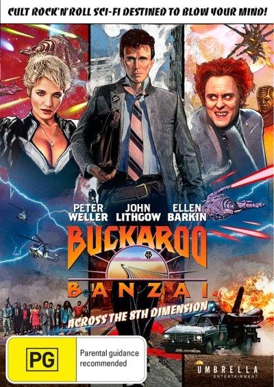 an analysis of buckaroo banzai a science fiction film