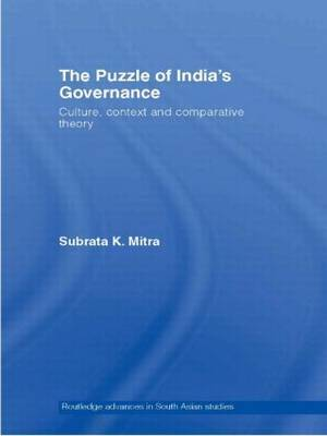The Puzzle of India's Governance by Subrata Kumar Mitra