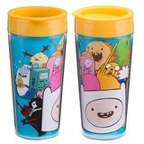 Adventure Time Finn and Jake Travel Mug