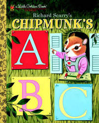 LGB:Scarry Chipmunks ABC by Roberta Miller