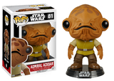 Star Wars: Admiral Ackbar Pop! Vinyl Figure