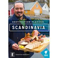 Destination Flavour - Scandinavia on DVD