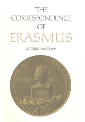 The Correspondence of Erasmus by Desiderius Erasmus image