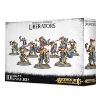Warhammer Stormcast Eternals Liberators