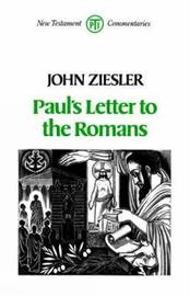 Paul's Letter to the Romans by J. A. Ziesler image