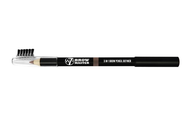 W7 Brow Master 3 in 1 Brow Pencil Definer (Blonde)