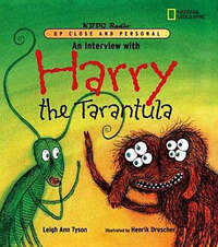 An Interview with Harry the Tarantula by Leigh Ann Tyson image