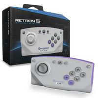 Hyperkin Retron 5 Bluetooth Wireless Controller - Grey for
