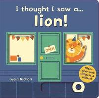 I thought I saw a... lion! by Ruth Symons image