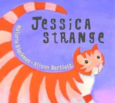 Jessica Strange by Malorie Blackman image