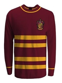 Harry Potter: Gryffindor - Jacquard Sweater (Large)