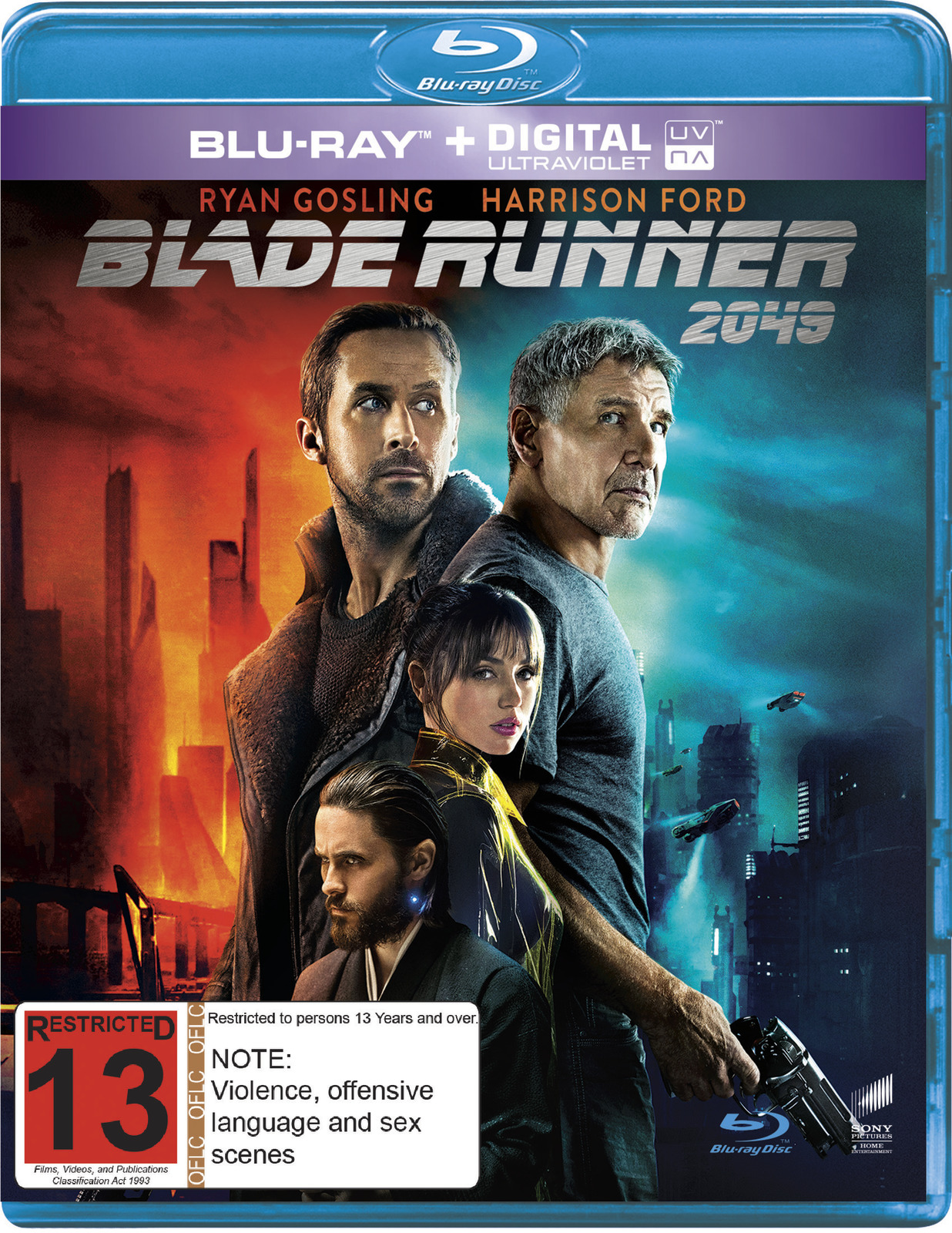 blade runner 2049 blu ray in stock buy now at. Black Bedroom Furniture Sets. Home Design Ideas