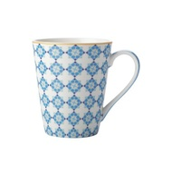 Maxwell & Williams Teas & C's Isfara Mug - Samarq Blue (360ML)