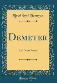 Demeter by Alfred Lord Tennyson image