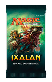 Magic The Gathering: Ixalan Single Booster Pack (15 Cards) image
