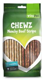 Vitapet: Chewz Munchy Strips (20 Pack)